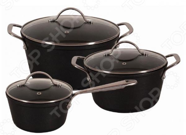 Набор посуды для готовки Ambition ILAG Non Stick Premium ручной пылесос handstick thomas quick stick ambition 150вт белый серый