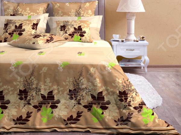 Комплект постельного белья Хлопковый Край «Фьюжн». Семейный Хлопковый Край - артикул: 1579584