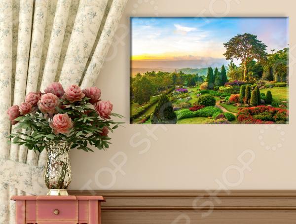 Картина ТамиТекс «Парк» картина тамитекс собор