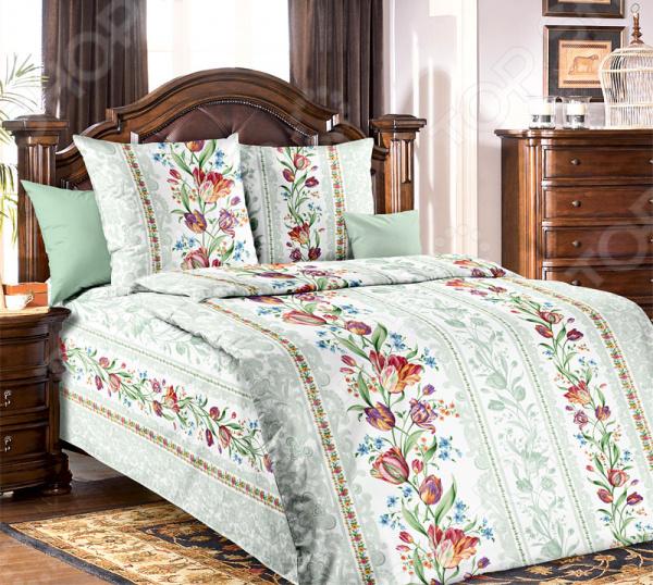 Комплект постельного белья Белиссимо «Светлана». 1,5-спальный