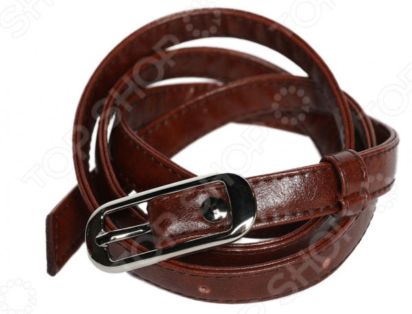 Ремень OZOKO «Талита». Цвет: коричневый