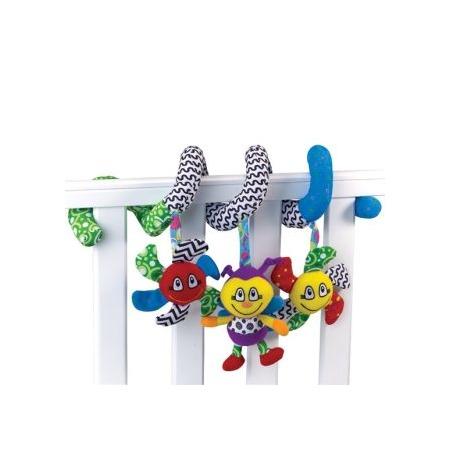 Купить Игрушка подвесная Жирафики «Пчелка и цветы»
