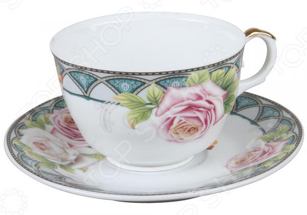 Чайная пара Rosenberg R-255014 чайная пара rosenberg r 255008