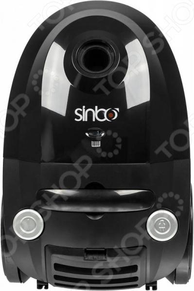 Пылесос Sinbo SVC 3449 пылесос sinbo svc 3445 2400вт черный серебристый
