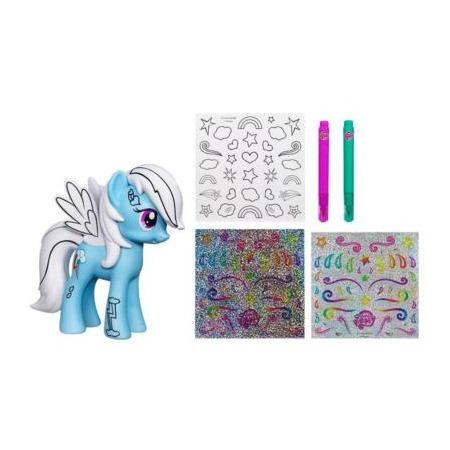 Купить Набор для раскрашивания Hasbro «Укрась пони»