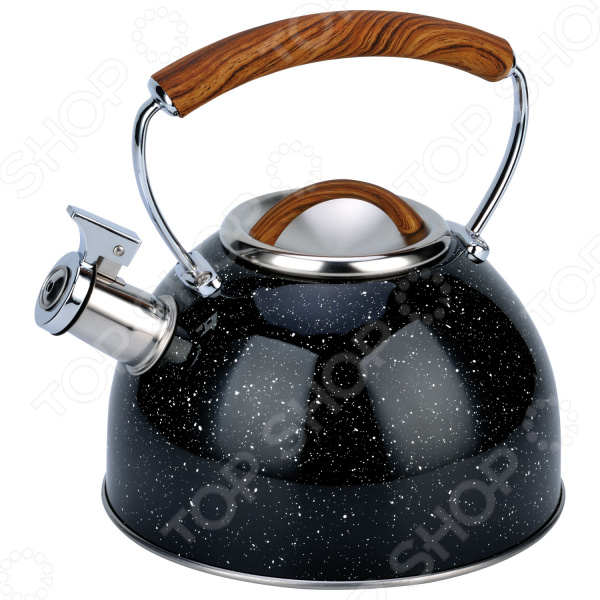 Чайник со свистком Bohmann BH-9919