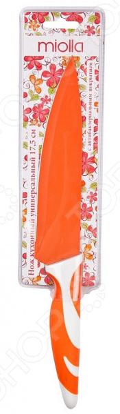 Нож Miolla универсальный «Оранжевый»