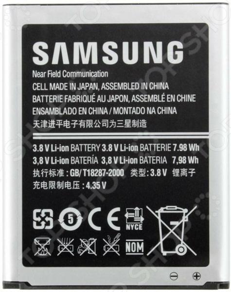 Аккумулятор для телефона Samsung EB-L1G6LLUCSTD аккумулятор для телефона pitatel seb tp321