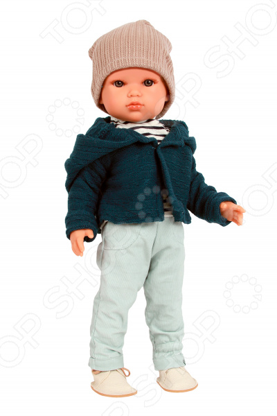 Кукла Munecas Antonio Juan «Джастин»
