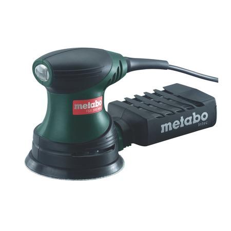 Купить Машина шлифовальная эксцентриковая Metabo FSX 200 Intec