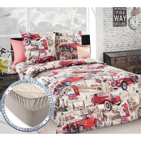 Купить Детский комплект постельного белья ТексДизайн «Ретро»