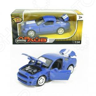 Модель автомобиля 1:32 инерционная Yako «Драйв» Collection 1724547. В ассортименте