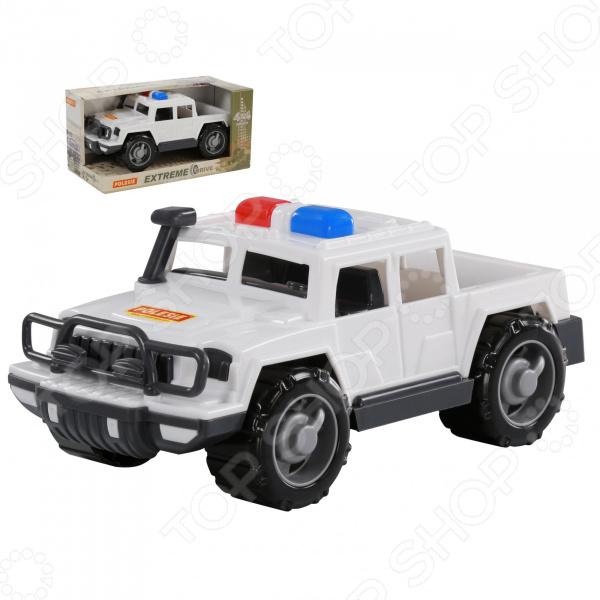 Машинка игрушечная POLESIE «Пикап патрульный. Защитник» polesie смурфетта