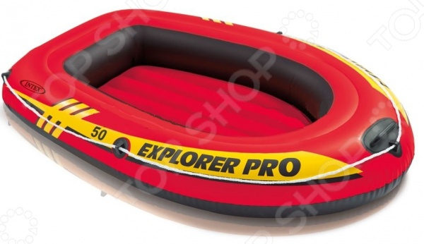 Лодка надувная детская Intex Эксплорер Про 50 intex надувная лодка explorer pro 300 intex