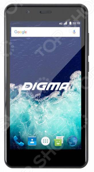 Смартфон Digma S507 4G VOX 8Gb смартфон digma s507 4g vox 8gb black