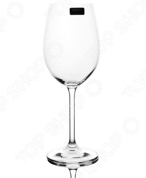 Набор бокалов Banquet Crystal 02B4G001350 набор бокалов для бренди коралл 40600 q8105 400 анжела
