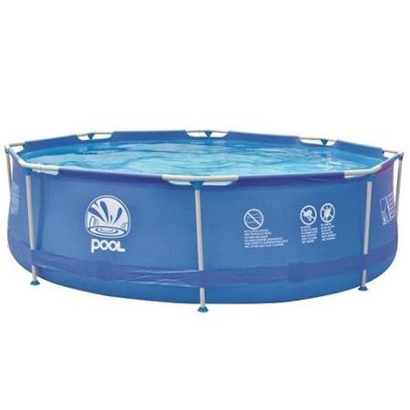Купить Бассейн круглый Jilong Round Steel Frame Pools JL016026NG