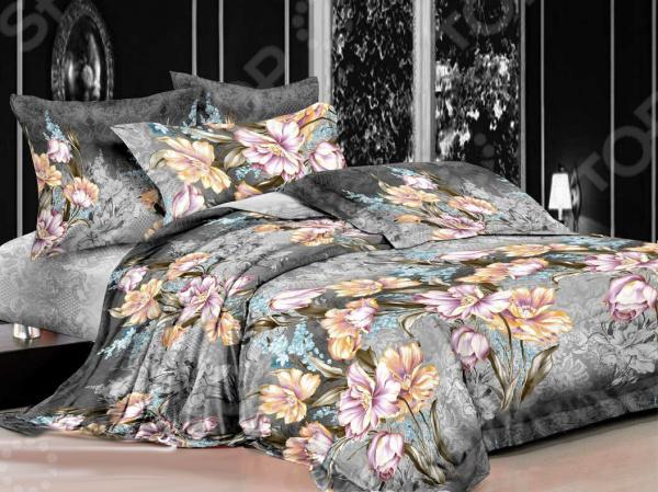 Комплект постельного белья La Noche Del Amor А-665. 2-спальный