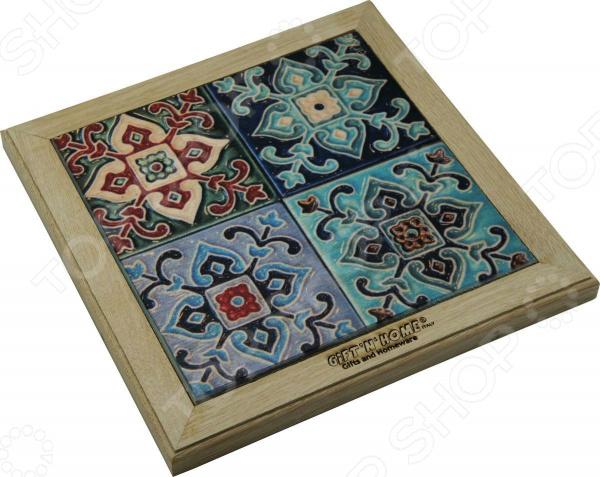 Подставка под горячее Gift'n'home «Испанская мозаика 4»