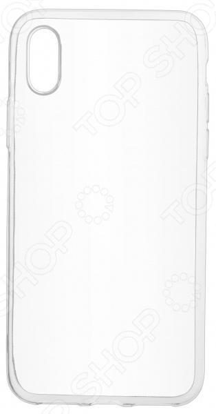 Накладка защитная для iPhone skinBOX Apple iPhone X аксессуар защитная пленка protect для apple iphone x front