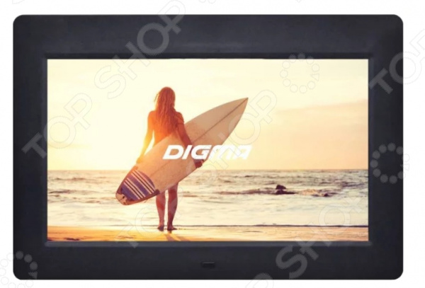 Фоторамка цифровая Digma PF-1033