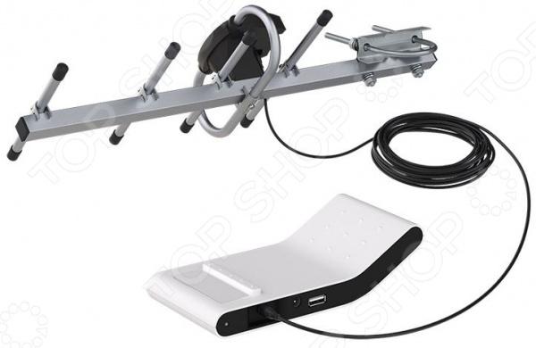 Усилитель сигнала для мобильной связи Rexant RX-901 телефон dect gigaset l410 устройство громкой связи