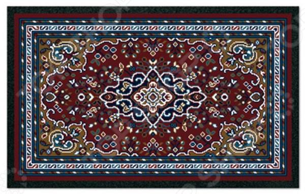 фото Коврик придверный Euroflock Classic «Персия», Дверные коврики