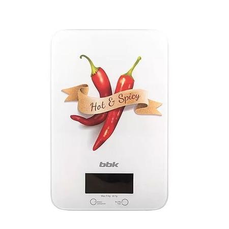 Весы кухонные BBK KS 106 G Hot&Spicy