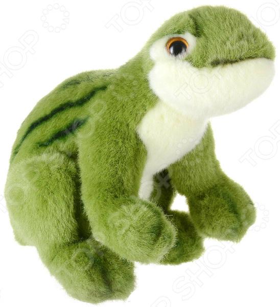Hansa «Зеленая лягушка» мягкая игрушка hansa пони с мягкой набивкой 35 см