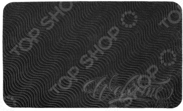 Коврик влаговпитывающий Vortex Welcome 24116 коврик влаговпитывающий vortex samba мозаика