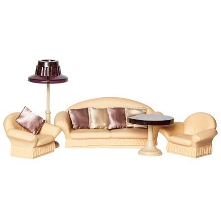 Купить Набор мебели игрушечный Огонек «Коллекция» С-1302