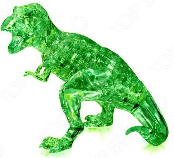 Пазл 3D Crystal Puzzle «Динозавр зеленый»