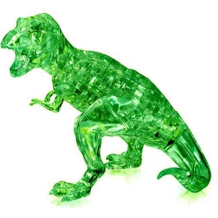 Купить Пазл 3D Crystal Puzzle «Динозавр зеленый»