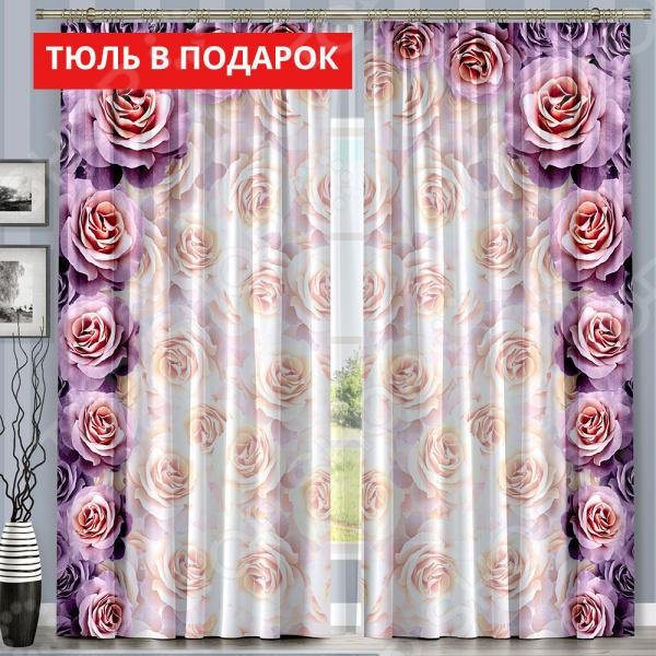 Komplekt-fotoshtor-Vesennyaya-skazka-Cvet-fioletovyj-Ucenennyj-tovar-5024701