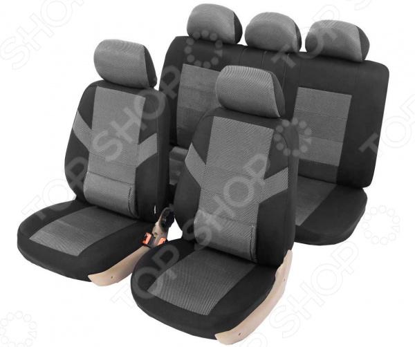 Набор чехлов для сидений Senator Colorado куплю чехлы на авто с орлами