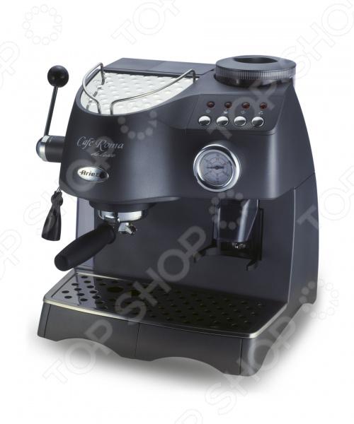 Кофеварка Ariete 1329 Cafe Roma Plus приборы для выпечки ariete прибор для приготовления пиццы 905 da gennaro