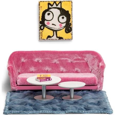 Купить Набор мебели для куклы Lundby «Гостиная»