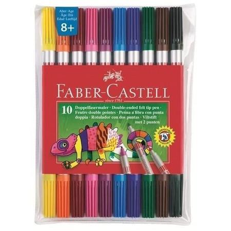 Набор фломастеров Faber-Castell Eberhard Faber 151110