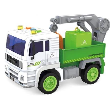 Купить Машинка игрушечная Taiko «Грузовик с краном»