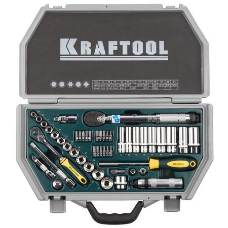 Купить Набор торцевых головок Kraftool Industrie Qualitat 27975-H49