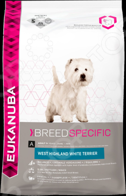 ���� ����� ��� ����� Eukanuba BreedSpecific West Highland White Terrier