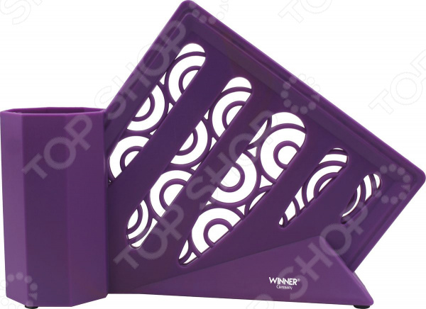 Подставка для ножей Winner WR-3155 подставка для ножей winner подставка для ножей