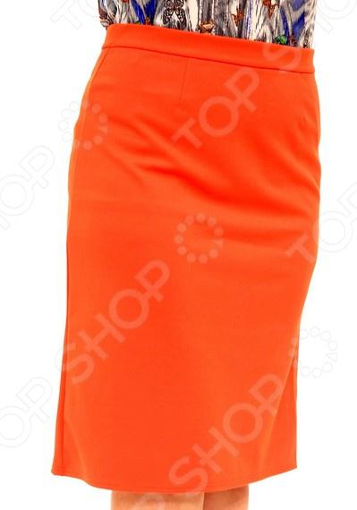 «Эшли». Цвет: омаровый Юбка Элеганс «Эшли». Цвет: оранжевый