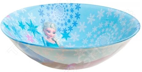 Салатник детский Luminarc Disney Frozen салатник luminarc disney frozen диаметр 16 см