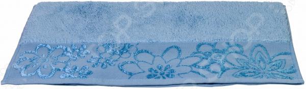 Полотенце махровое Hobby Home Collection Dora. Цвет: светло-голубой hobby home collection полотенце dora цвет светло голубой 50х90 см