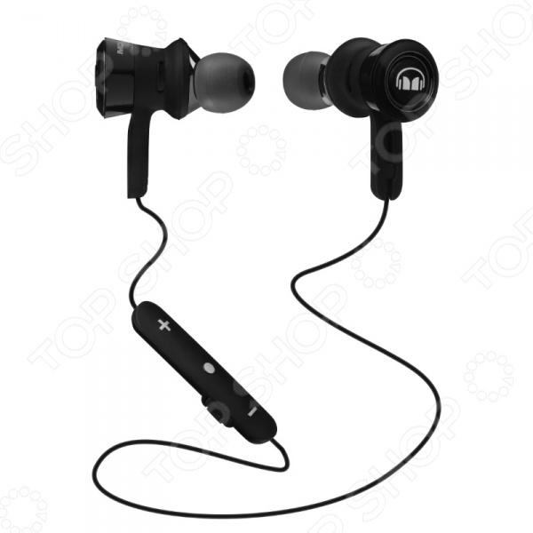 Гарнитура беспроводная MONSTER Clarity HD In-ear Bluetooth невероятно удобные наушники, которые плотно вставляются в уши, и не доставляют дискомфорта. Это прекрасное сочетание качественного звучания, стильного дизайна и удобства использования. Наушники прекрасно подходят как для занятий спортом, так и для пеших прогулок. От того и звучание в любых условиях будет мощным, четким, без сопровождения посторонних шумов. И наслаждаться музыкой можно будет, где угодно. Благодаря небольшому весу устройства слушать музыку можно часы напролет, при этом голова не будет ощущать тяжести и уставать до 6 часов автономной работы . Есть кабель для зарядки, также имеются моющиеся сменные насадки и чехол для удобного хранения.