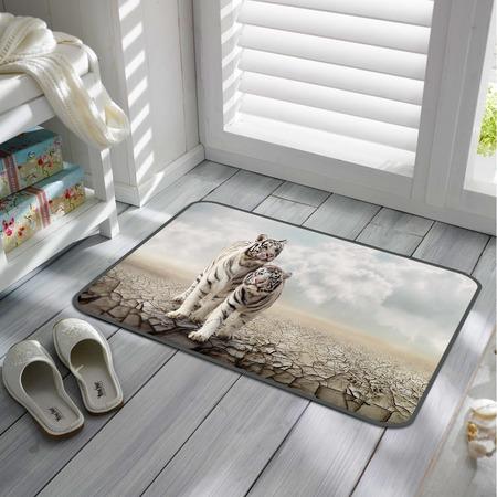 Купить Ковер ТамиТекс «Белые тигры»