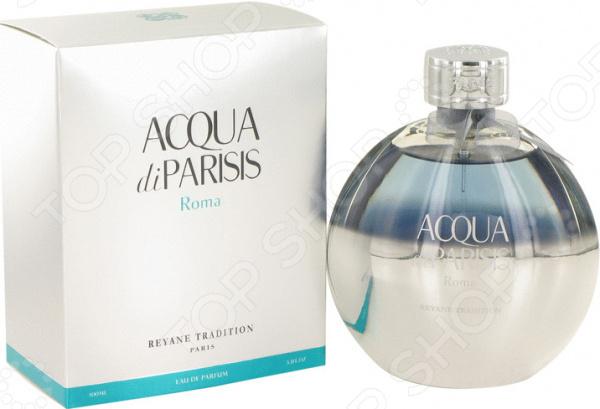 Парфюмированная вода для женщин Acqua Di Parisis Roma, 100 мл bond женская парфюмированная вода di gardini desir 100 мл