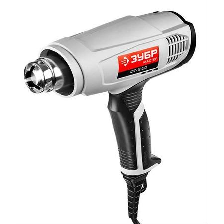 Купить Фен технический Зубр ФТ-1600