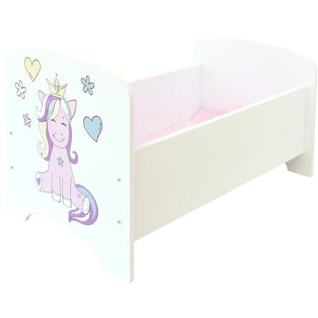 Купить Кровать для куклы PAREMO «Крошка Мили»